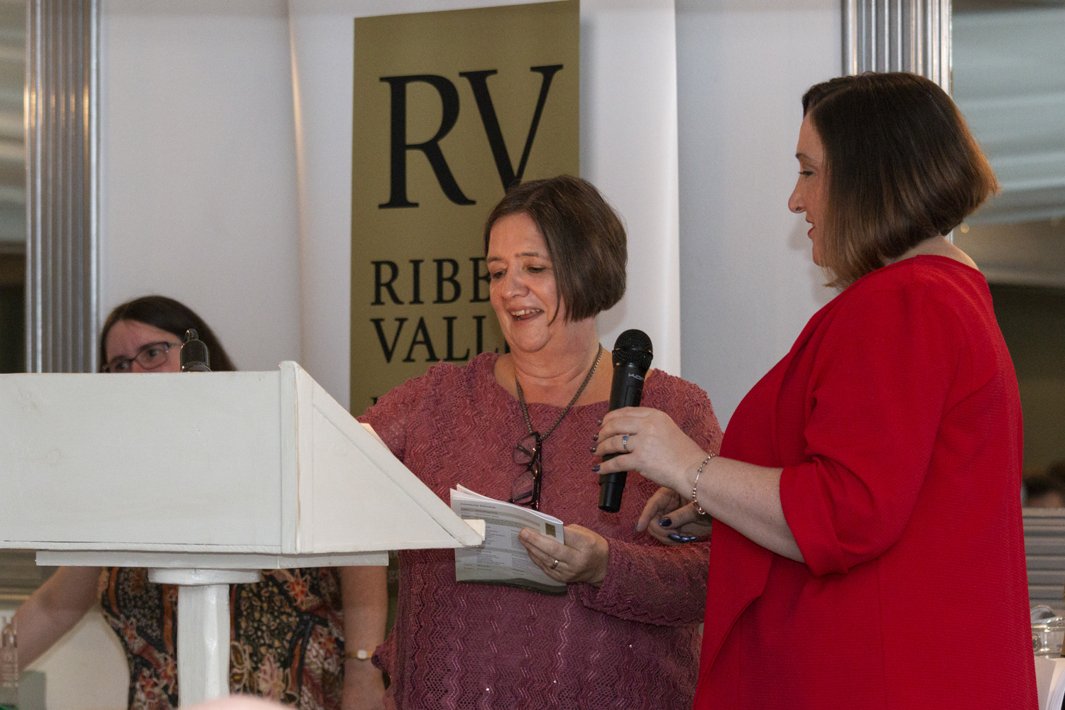 Ribble Valley Business Awards Presentation
