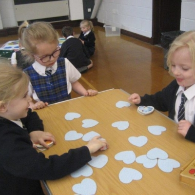 children playing snap