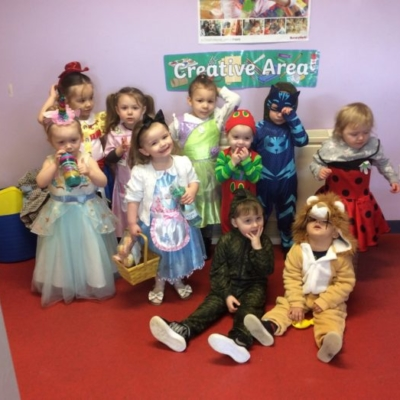 world book day fancy dress outfits group picture
