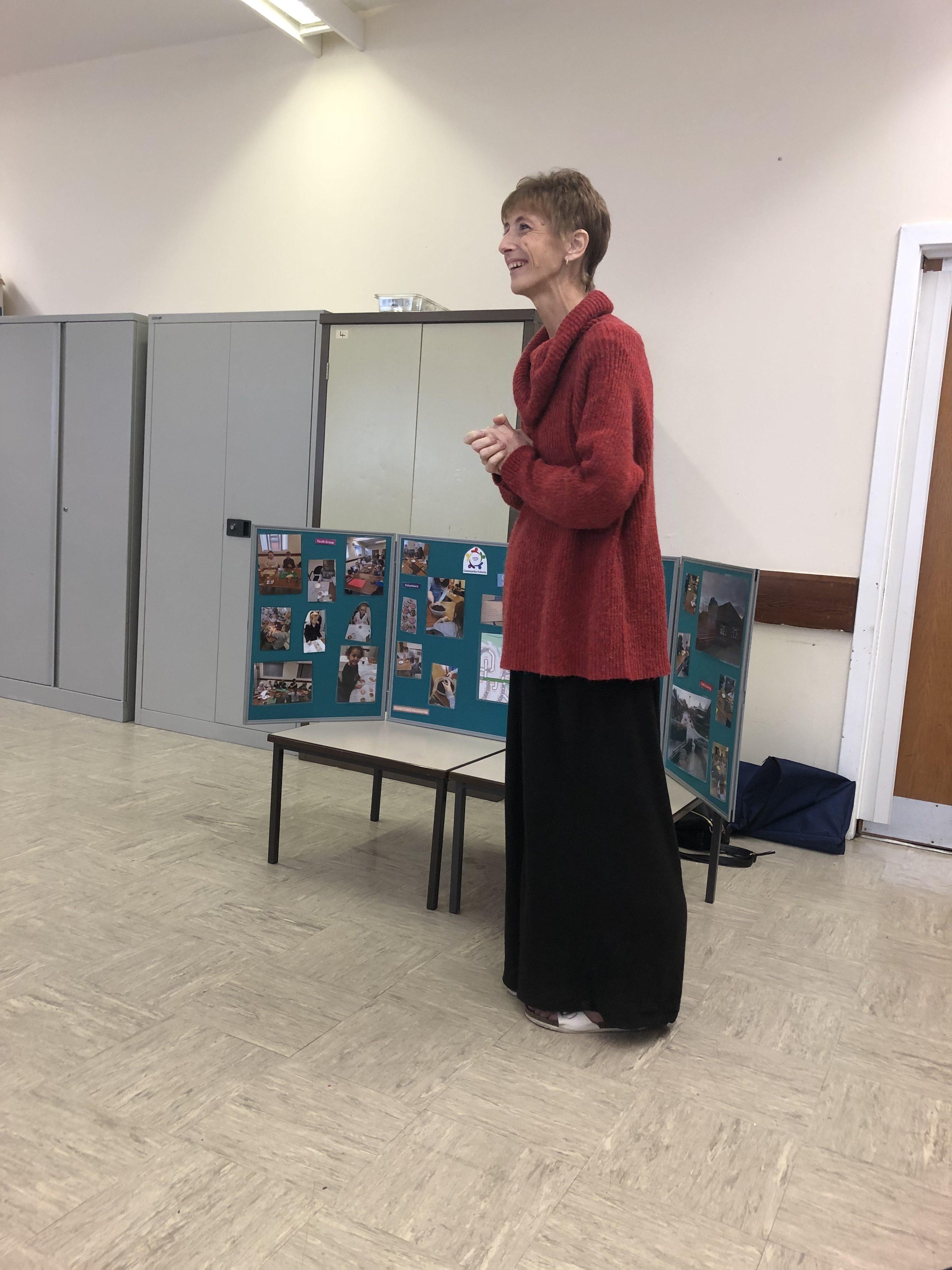 Presentation of Community Agents
