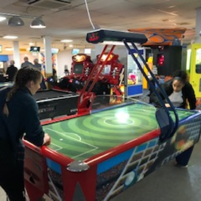 Table Hockey competition