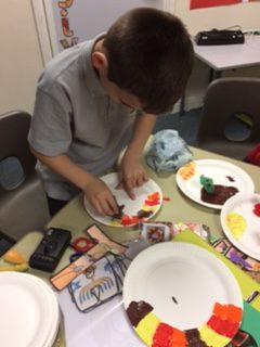 arts and craft activities