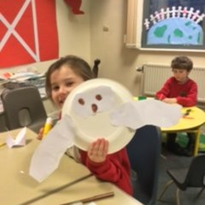 Harry Potter Owl Arts and Craft